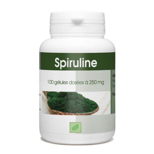 spiruline-100-gelules