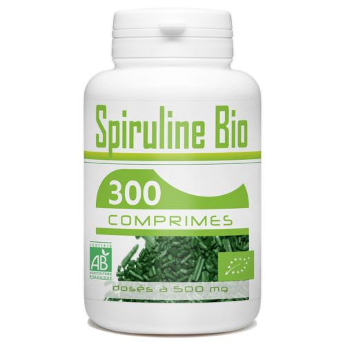 spiruline-bio-300-comprimes-500-mg