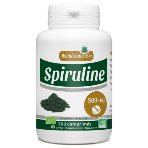 spiruline-bio-500mg-200-comprimes
